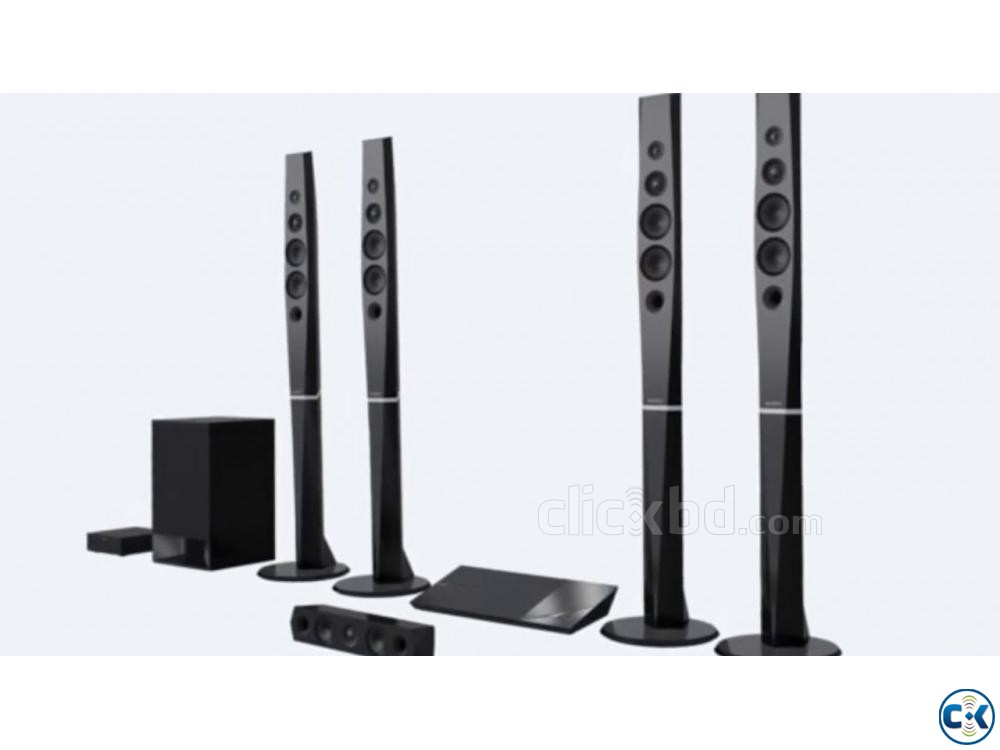 Sony BDV-N9200 3D Wi-Fi Blu-ray Home Theatre Black White | ClickBD large image 2
