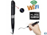 Spy Camera Pen Wifi IP Camera HD with Voice Video Recorder