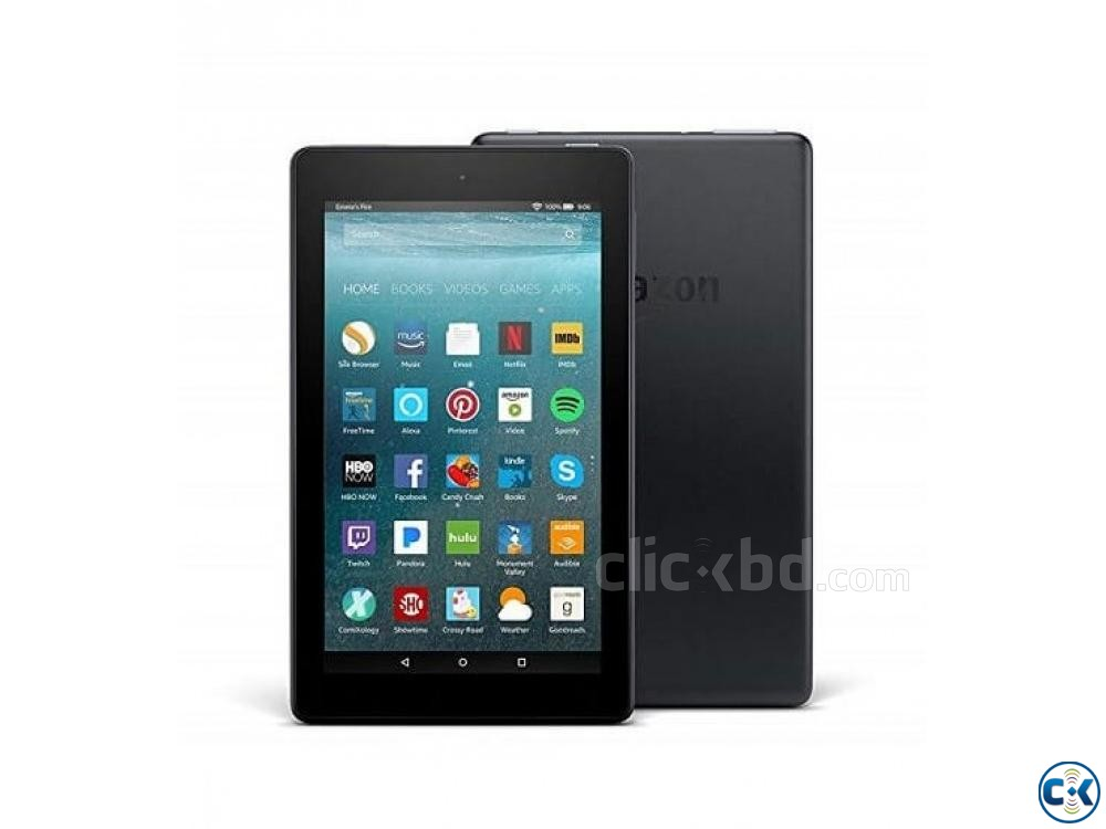 7 inch Wif Tablet Pc 1GB RAM 8GB ROM | ClickBD large image 0