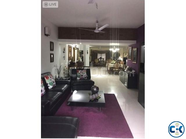Dhanmondi lake facing 3348 sft very luxury apt for sale | ClickBD large image 0