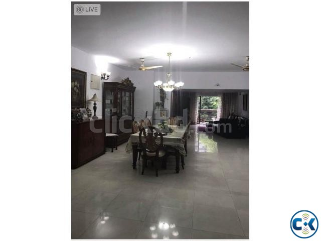Dhanmondi lake facing 3348 sft very luxury apt for sale | ClickBD large image 1