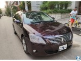 TOYOTA PREMIO FL LTD RED WINE 2009