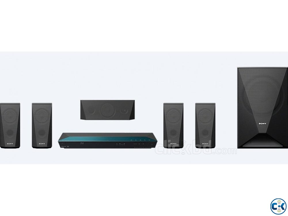 sony BDV-E3100 Blu-ray Home theater sound system | ClickBD large image 2