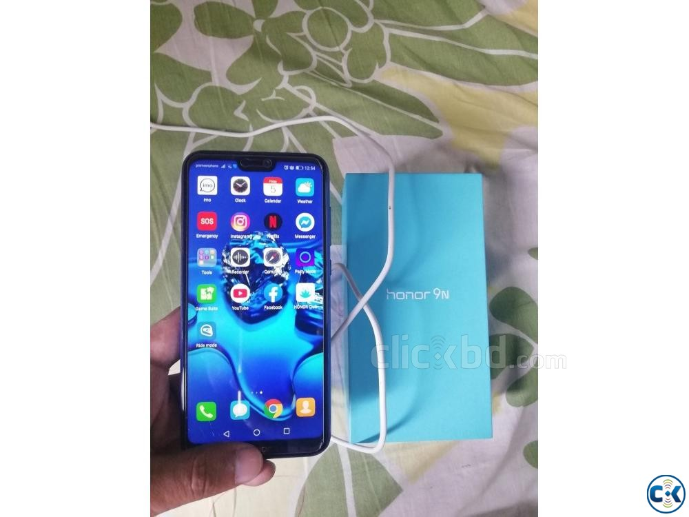 Honor 9N for sale | ClickBD large image 0