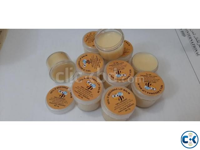 Beeswax Lip Balm 2 pieces | ClickBD large image 1
