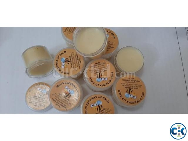 Beeswax Lip Balm 2 pieces | ClickBD large image 3