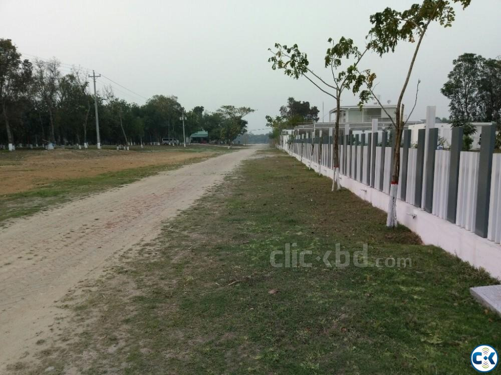 Navana Land Project Purbachal | ClickBD large image 3