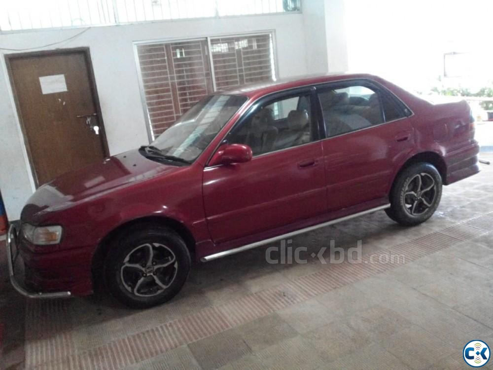 TOYOTA Corolla 1111 Se Limited | ClickBD large image 0