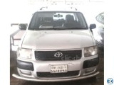 Toyota Succeed 2008