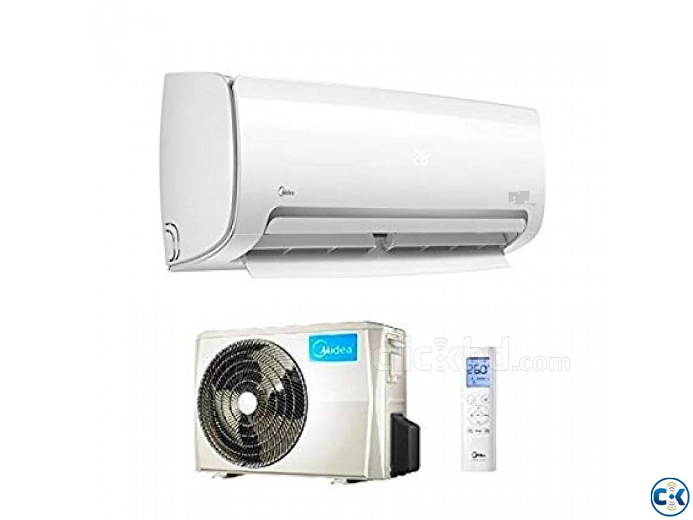 Midea 1.5 ton ac Split Type christmas offer  | ClickBD large image 1