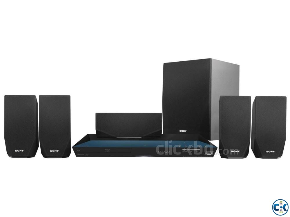 New Sony BDV-E3100 5.1ch 3D Blu-Ray Home Cinema System | ClickBD large image 1