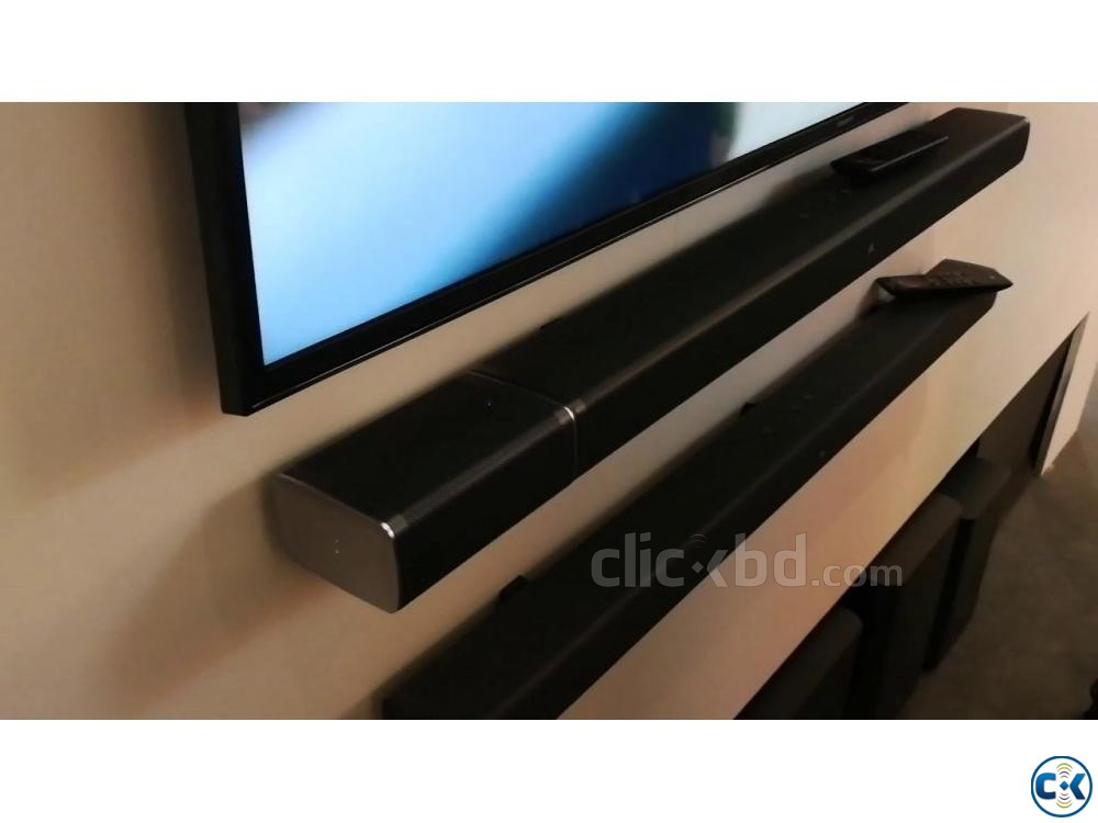 New JBL Bar 5.1 Soundbar with True Wireless Surround Speaker | ClickBD large image 3