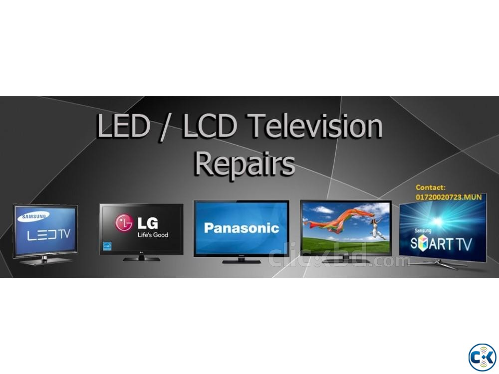 PANASONIC SMART 4K REPAIR SERVICE CENTER 01720020723 | ClickBD large image 2