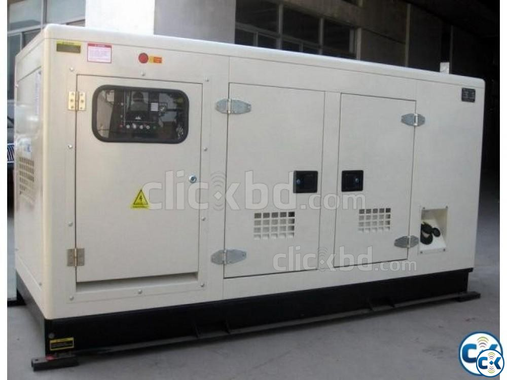 20 KVA Ricardo Engine Diesel Generator China  | ClickBD large image 1