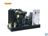 62.5 KVA Ricardo Engine Diesel Generator China