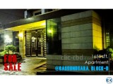 1650 sft. nice flat used for Sale at Bashundhara Block D
