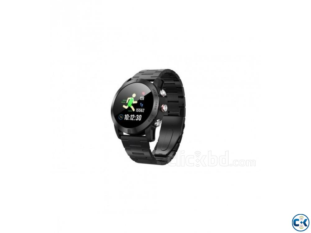 DT NO.1 S10 Full Touch Smartwatch Color Display 01611288488 | ClickBD large image 0