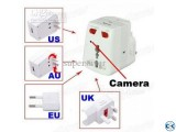 Spy Camera Mini Socket
