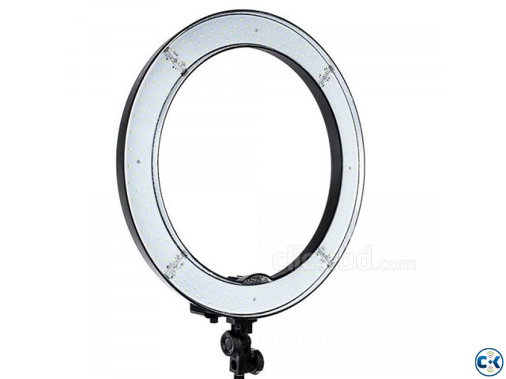 YE 18 Photo Video Selfie Makeup Professional LED Ring Light | ClickBD large image 3