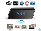 Spy camera WiFi IP Digital Clock Camera 1080P HD