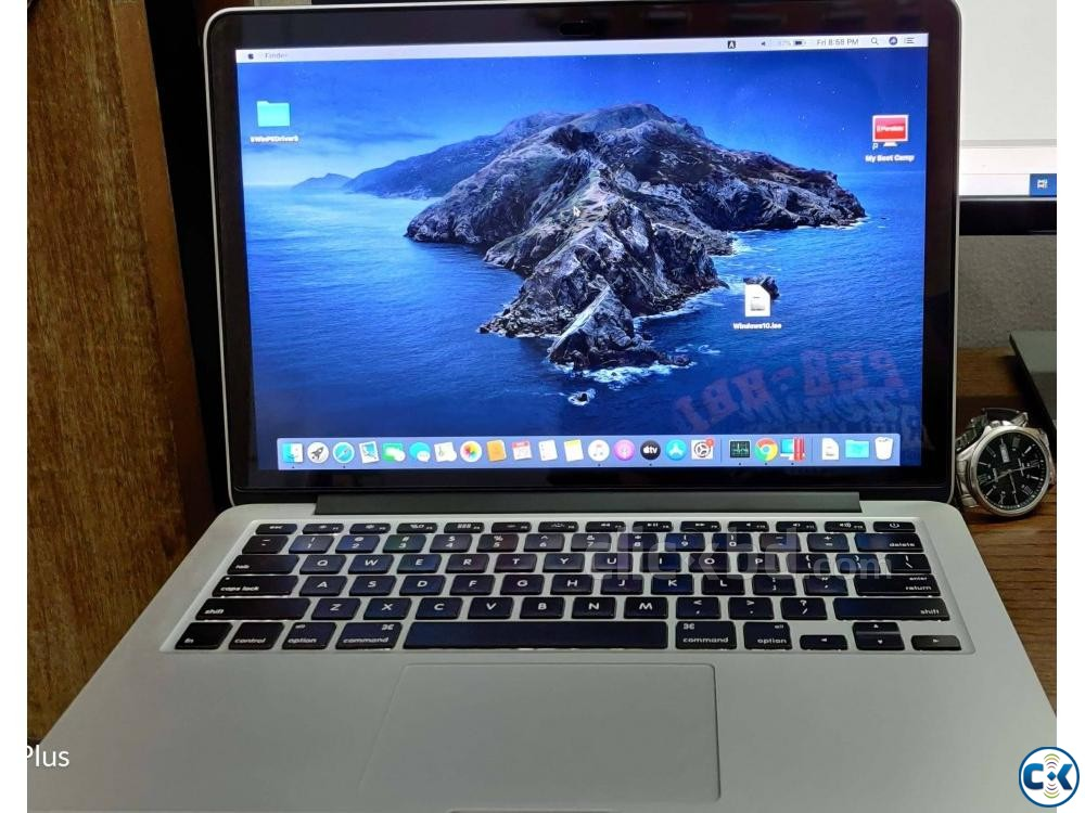 Macbook Pro 13 inch model 2013 late | ClickBD large image 1