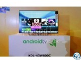 Small image 1 of 5 for W800C 43 inch Sony Bravia Smart Android 3D LED TV | ClickBD