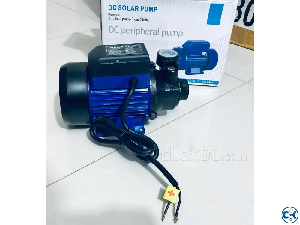 Solar power Water Pump DC 24V 280W No Controller Needed  | ClickBD large image 0