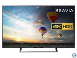 Sony Bravia 49 INCH X7500F 4K Android HDR tv best in Banglad