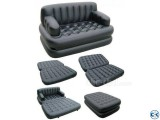5 in 1 Air Bed Sofa Cum Bed New Version 01611288488