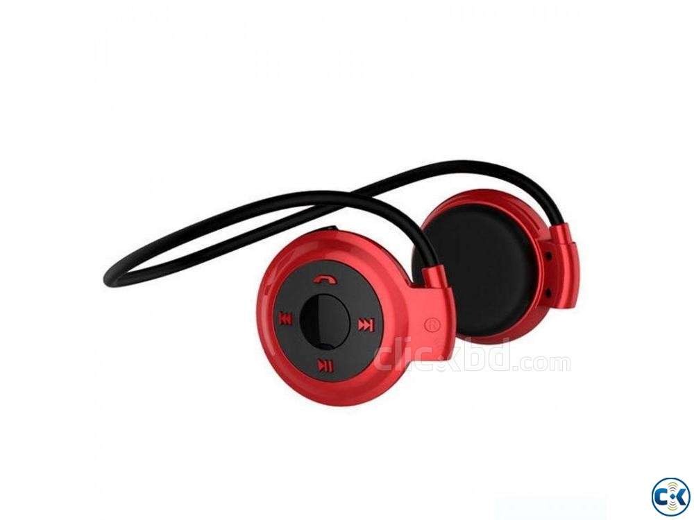 503 Bluetooth Headset FM Memory card 01611288488 | ClickBD large image 1