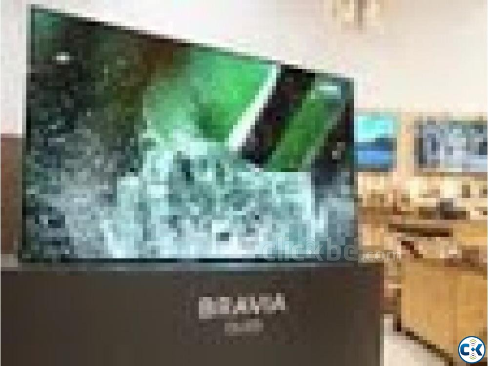 Sony Bravia A1 65 4K OLED HDR Smart Android TV | ClickBD large image 0