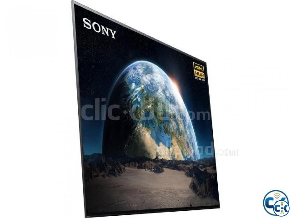 Sony Bravia A1 65 4K OLED HDR Smart Android TV | ClickBD large image 1