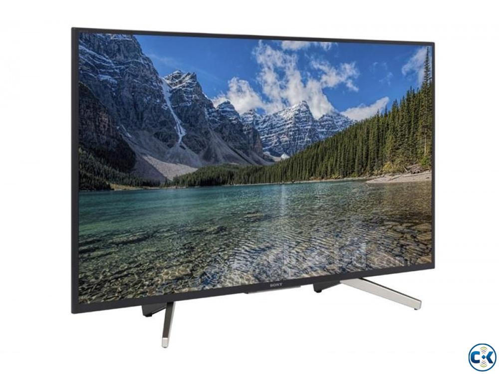 Sony Bravia KD-55X8000G smart television | ClickBD large image 1