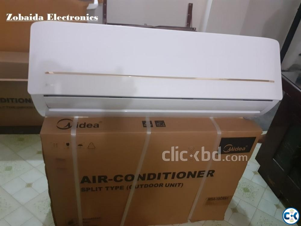 Midea MSM12HRI 1.0 ton 60 Energy Saving Available Stock | ClickBD large image 0