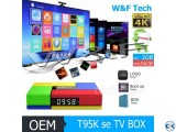 World Best Powerful 4 64 Voice TV BOX Android New warranty 2