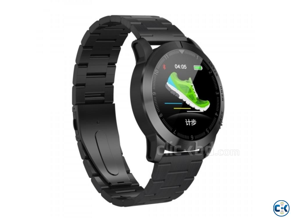 DT NO.1 S10 Full Touch Smartwatch Color Display 01611288488 | ClickBD large image 2