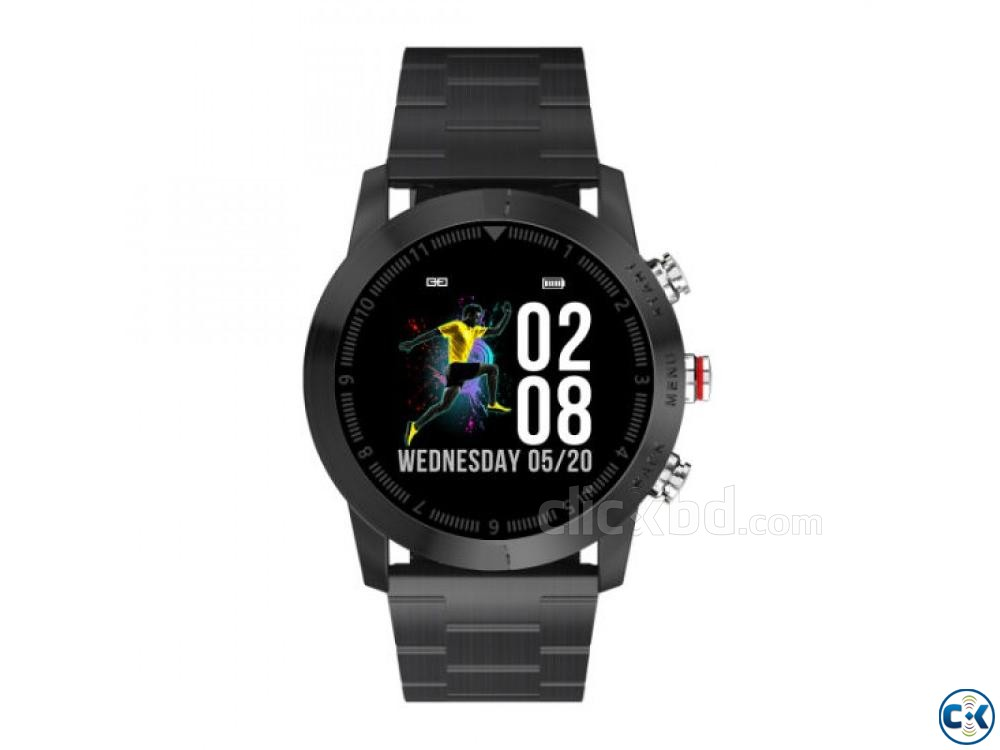 DT NO.1 S10 Full Touch Smartwatch Color Display 01611288488 | ClickBD large image 3