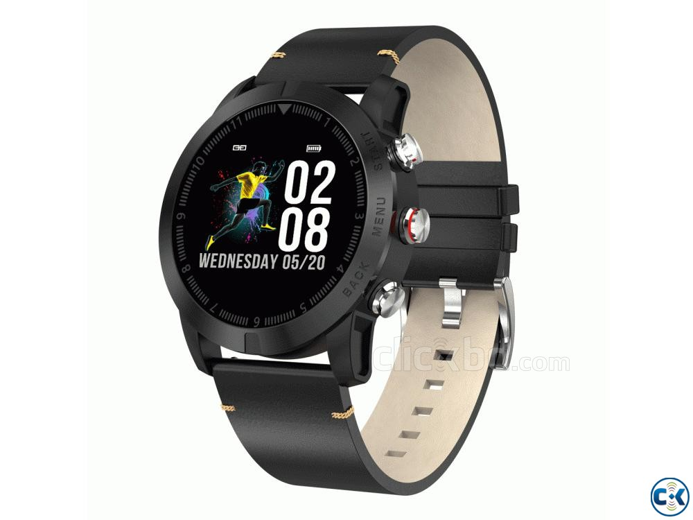 DT NO.1 S10 Full Touch Smartwatch Color Display 01611288488 | ClickBD large image 4