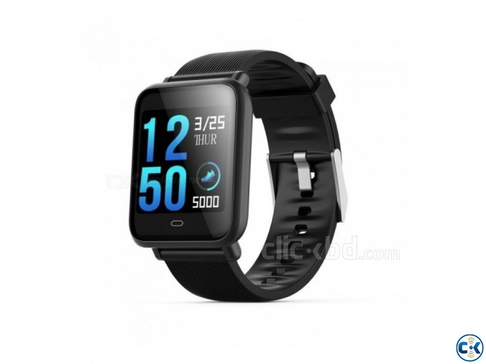 Hello Q9 Smartwatch Waterproof Blood Pressure 01611288488 | ClickBD large image 3