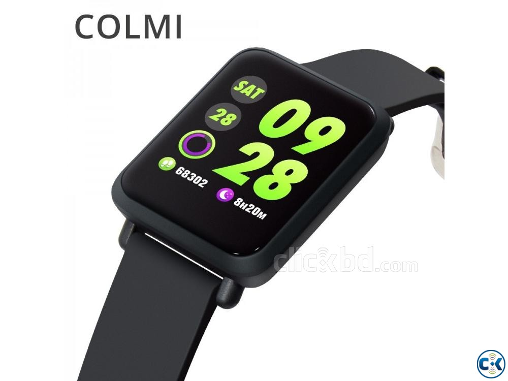 M28 Smartwatch Bluetooth Waterproof BP 01611288488 | ClickBD large image 0