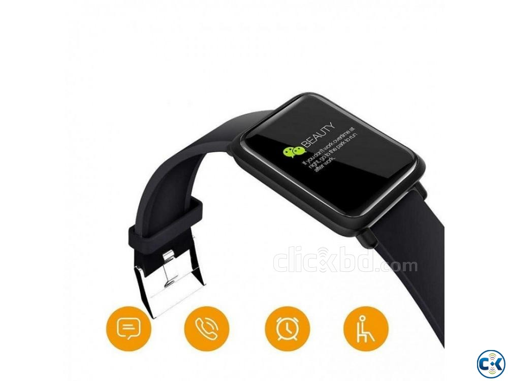 M28 Smartwatch Bluetooth Waterproof BP 01611288488 | ClickBD large image 2