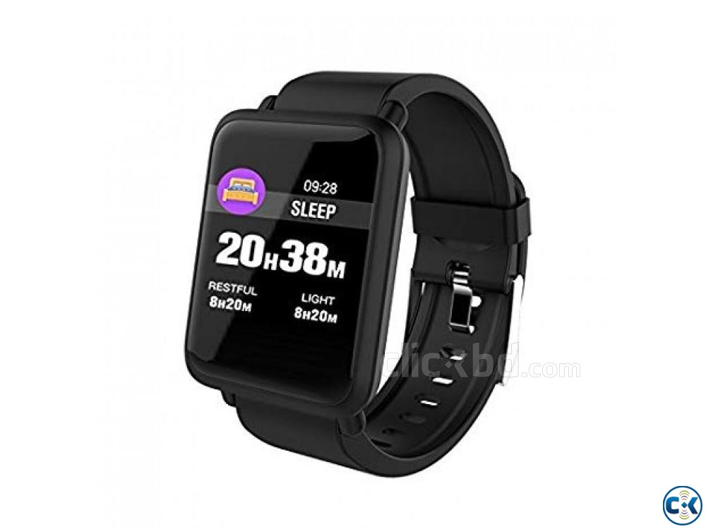 M28 Smartwatch Bluetooth Waterproof BP 01611288488 | ClickBD large image 3