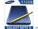 Samsung Galaxy Note 9 512GB PRICE IN BD