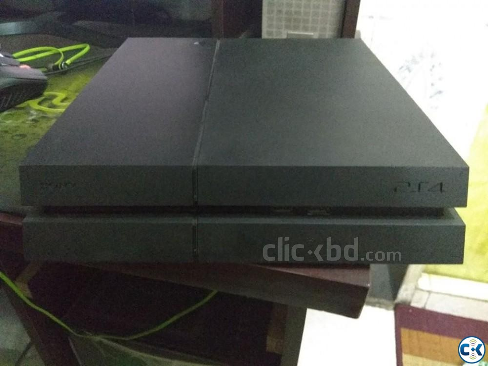 PS4 500gb | ClickBD large image 0
