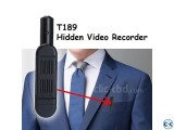 Spy Camera T189 Mini Camera Full HD 1080P 01643 26 03 20