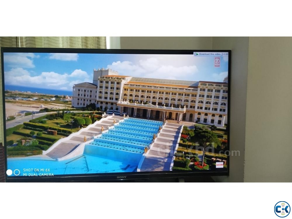 Sony 43 inch Smart Tv W75D | ClickBD large image 1