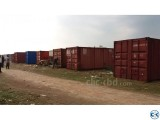 20 Feet and 40 Container Sell