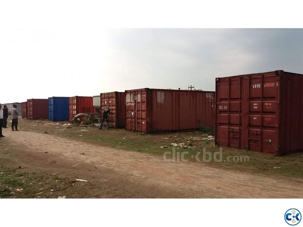 20 Feet and 40 Container Sell | ClickBD large image 0