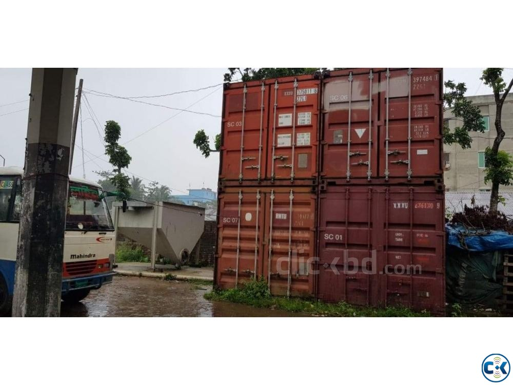 20 Feet and 40 Container Sell | ClickBD large image 2