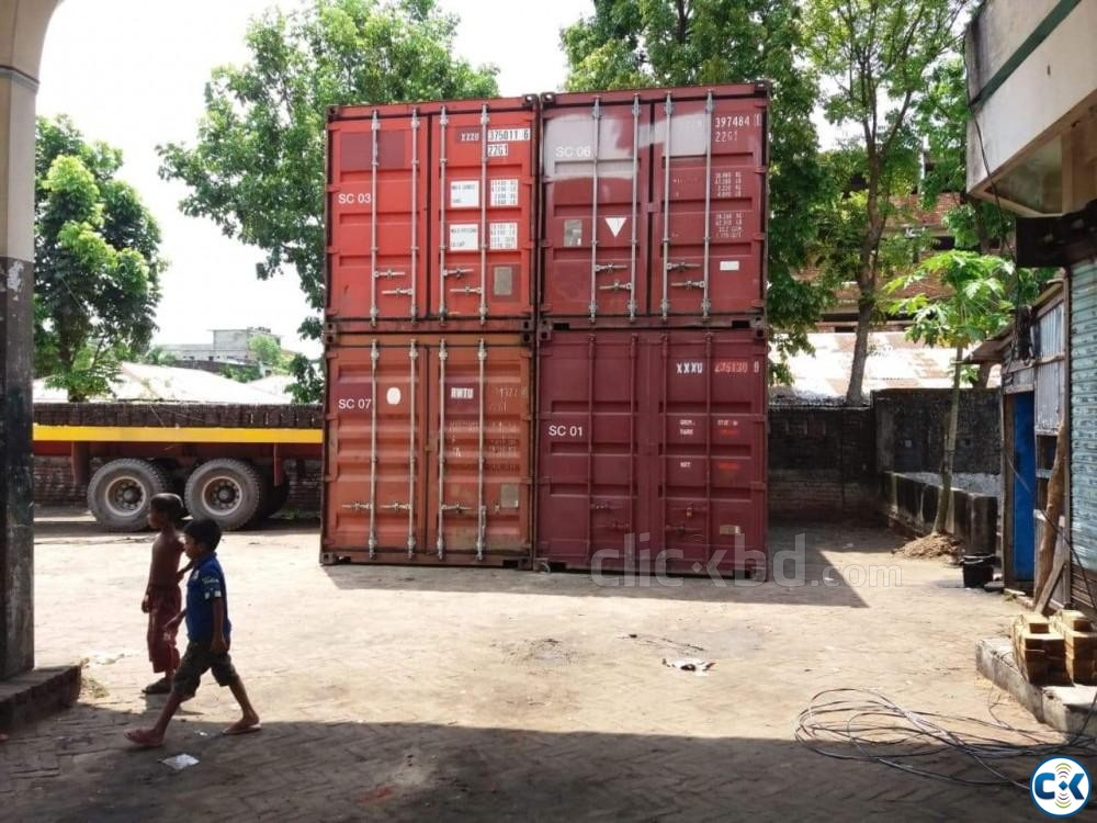 20 Feet and 40 Container Sell | ClickBD large image 3